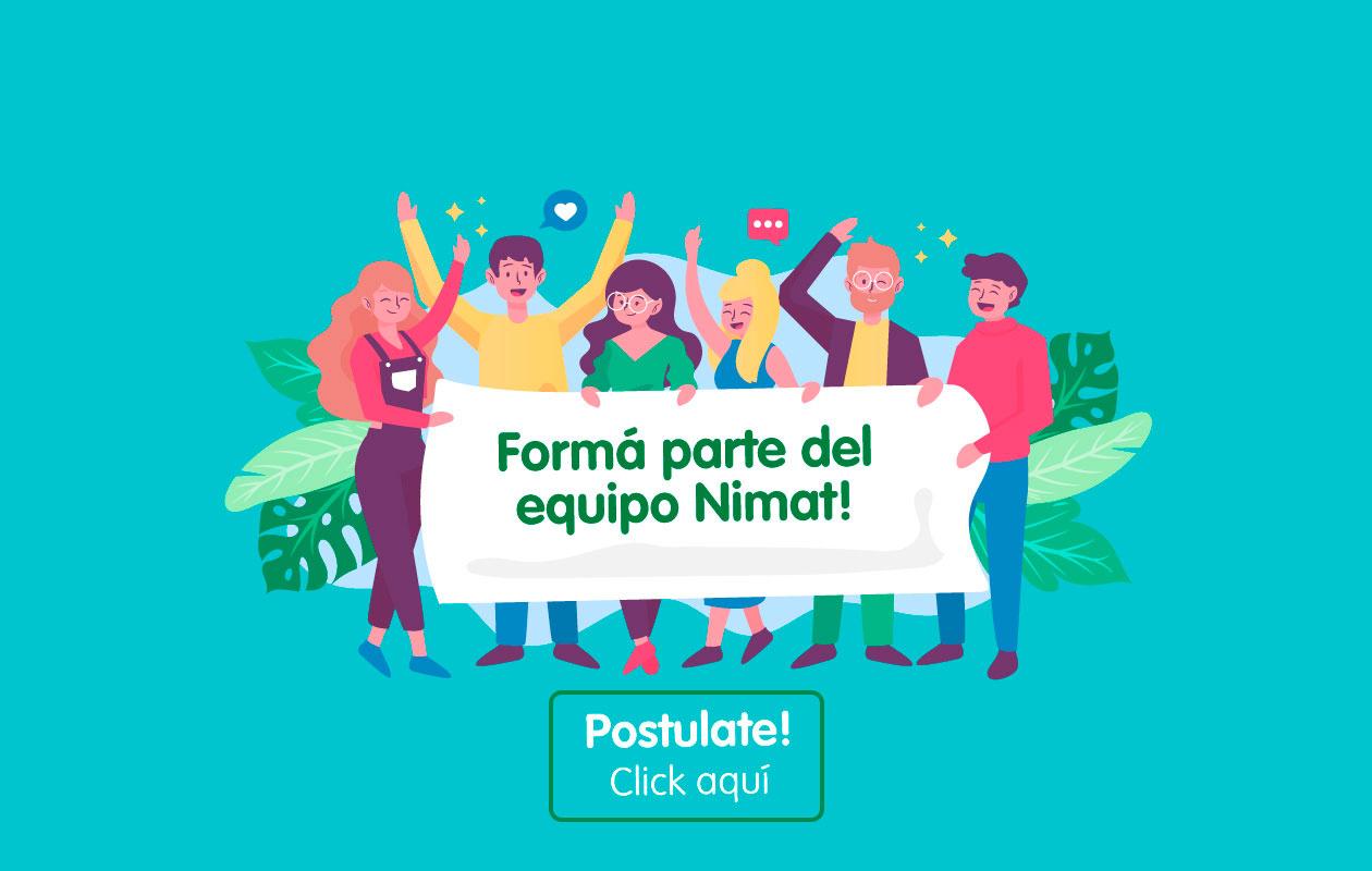 Portada NIMAT CV